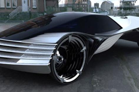 Ô tô chạy 100 năm không cần nạp nhiên liệu