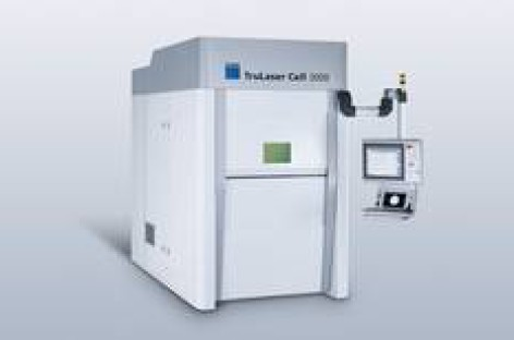 Giới thiệu máy Laser TruLaser Cell 3000 hiệu TRUMPF