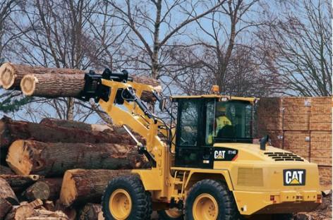 Hệ thống bảo vệ an toàn MSS trên máy công trình Caterpillar