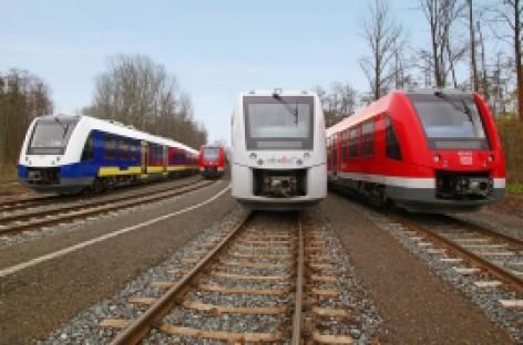 Alstom đạt được thỏa thuận về dự án tàu chạy không khí thải