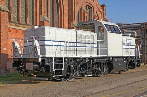 Đầu máy kéo H3 của Alstom