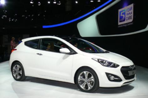 Hyundai i30 bản nâng cấp – đối thủ của Mazda3 hatchback mới