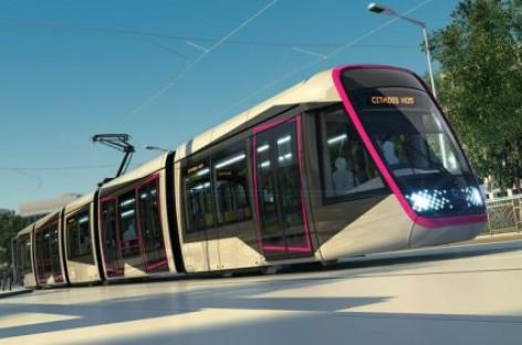 Tàu điện Citadis X05: bước tiến mới của Alstom