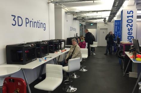 Dự án xưởng mô phỏng công nghệ in 3D của hãng GE tại Berlin