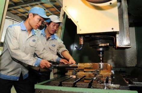 Sản xuất cơ khí vướng nhiều nút thắt
