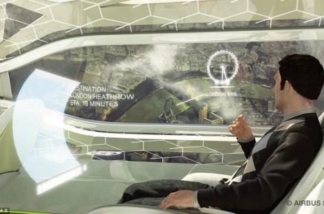 Trải nghiệm công nghệ hiển thị mới của Airbus