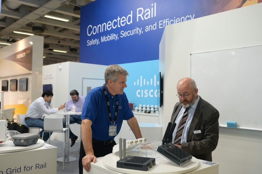10. InnoTrans_2014_Cisco Systems Inc.