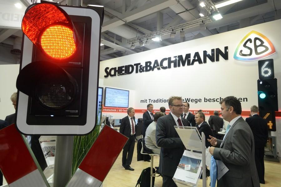 20. InnoTrans_2014_Scheidt & Bachmann GmbH