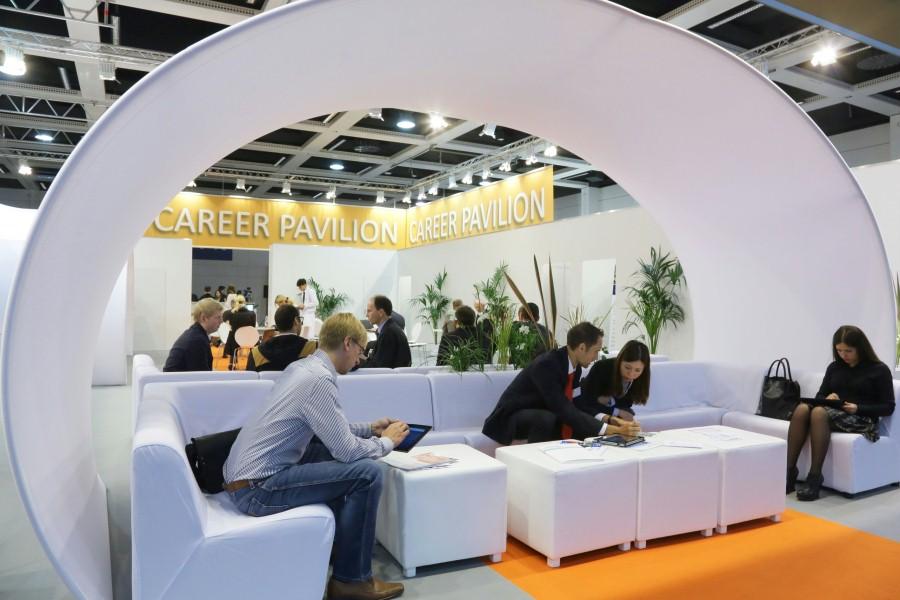 30. InnoTrans_2014_Career & Education Hall
