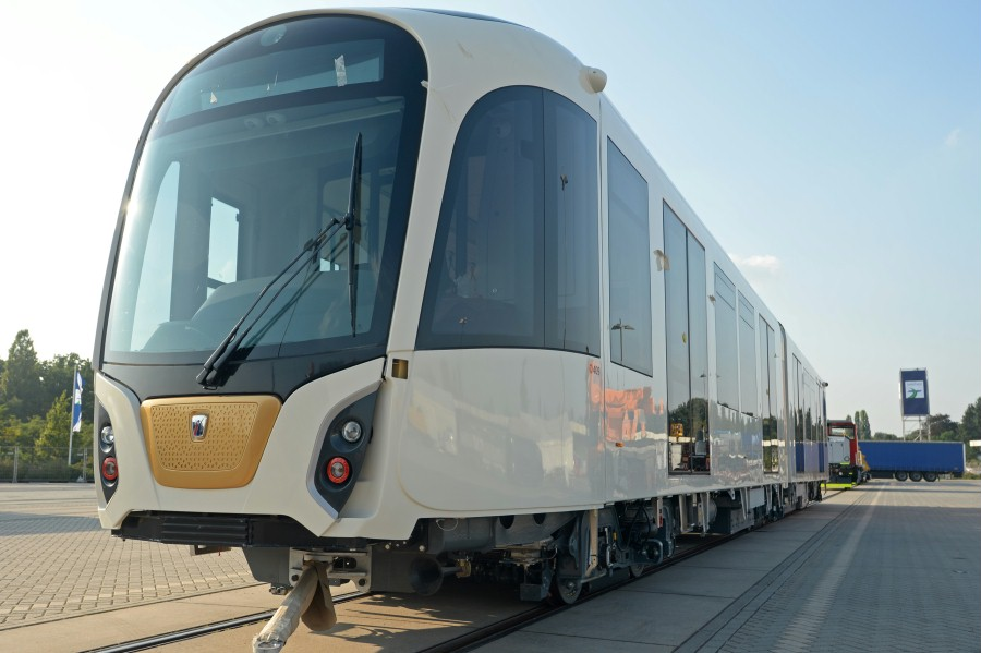 44. InnoTrans2014_Istanbul Ulasim San. ve Tic. A.S.