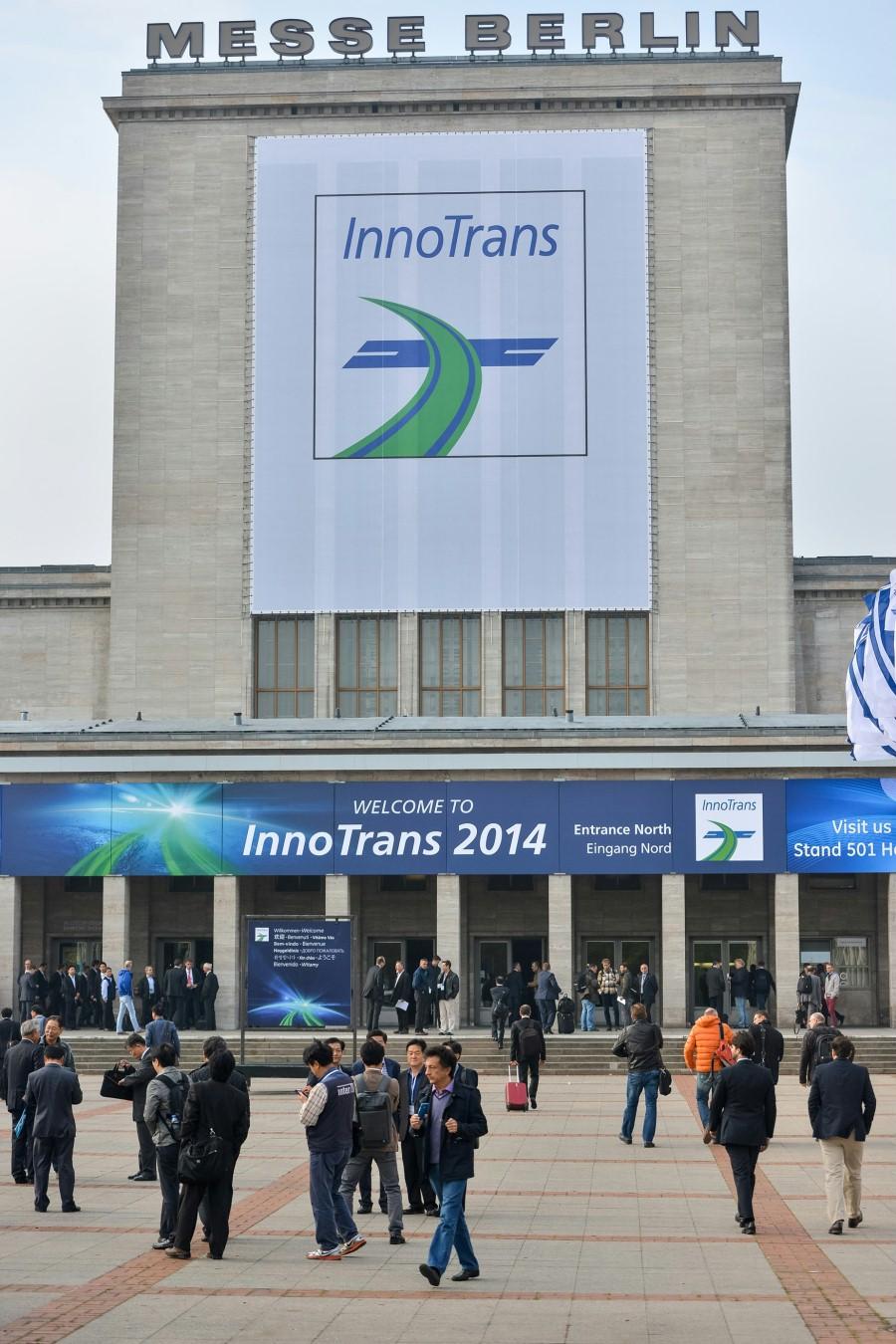 5. InnoTrans_2014_Entrance North