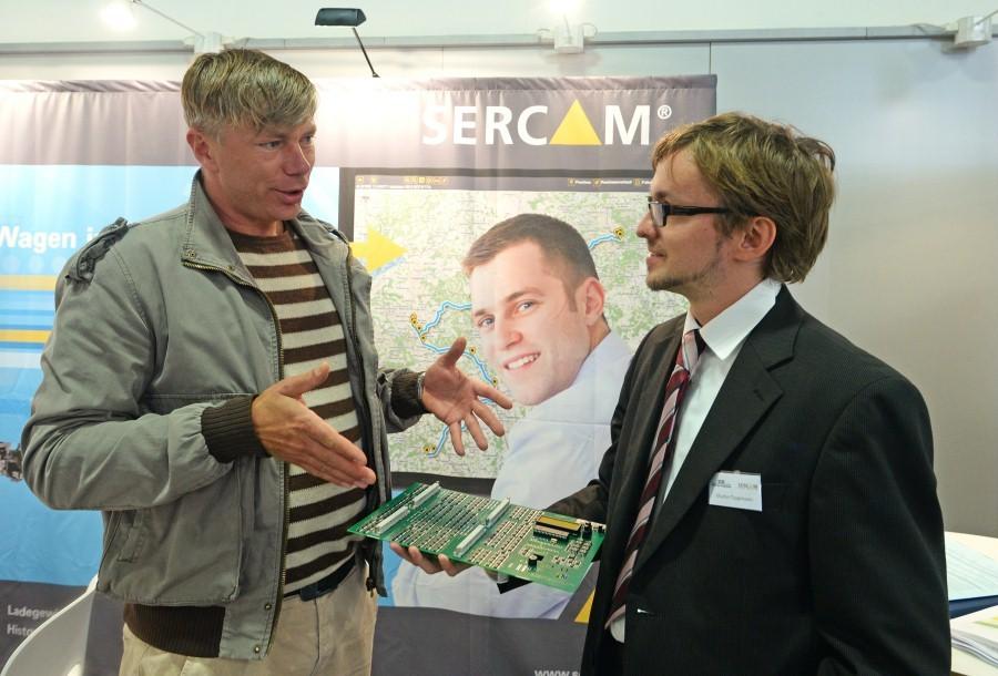 8. InnoTrans_2014_ECD Electronic Components GmbH Dresden