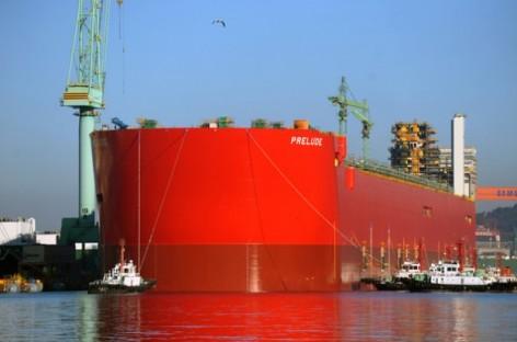 Các công đoạn đóng chiếc tàu thủy lớn nhất thế giới