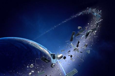 Dùng hệ thống laser để bắn hạ rác thải kích thước nhỏ trên vũ trụ