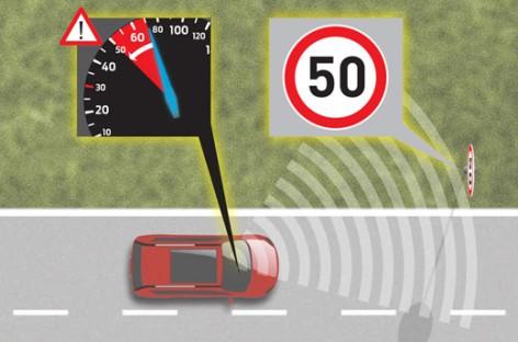 Ford giới thiệu hệ thống quản lý Intelligent Speed Limiter