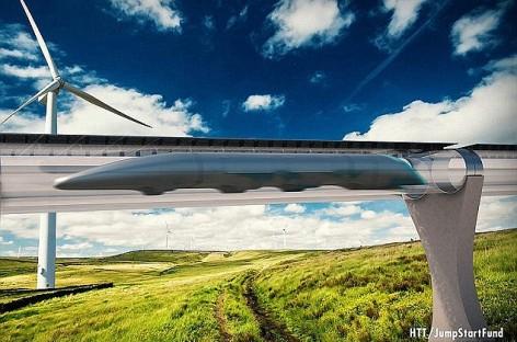 Hyperloop – một phương tiện vận chuyển thế hệ mới