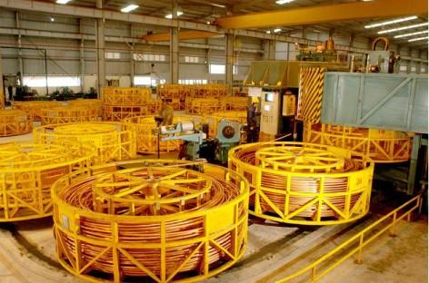 Sản xuất đồng kim loại tăng nhanh đến năm 2019