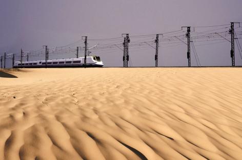 Thiết bị điện dự phòng cho tuyến đường sắt Haramain