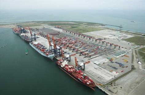 Công nghệ tự động hóa dành cho hải cảng