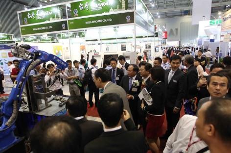 Metalex Vietnam 2015 – Điểm đến cho hiệu quả toàn diện của gia công kim loại