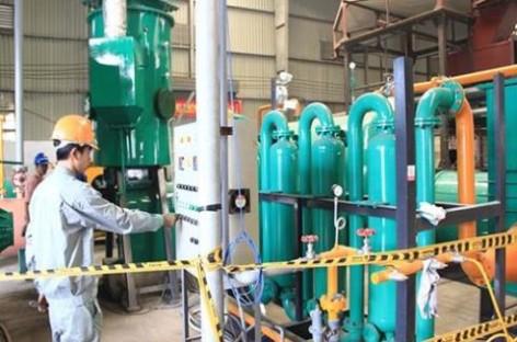 Việt Nam biến rác thành điện và than sinh học
