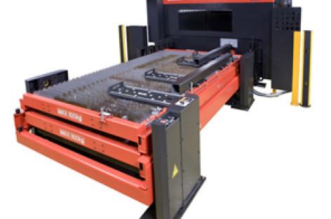 [Video] Máy cắt laser FO MII 3015 hiệu AMADA, Nhật