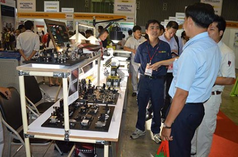 Metalex Vietnam 2015: Cơ hội hợp tác trong ngành công nghiệp phụ trợ