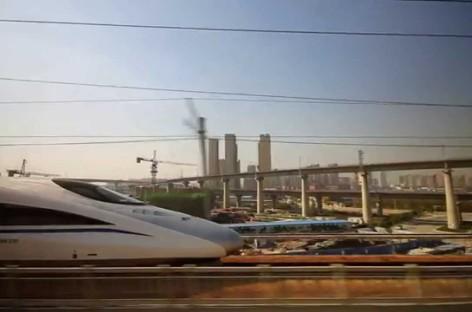 [Infographic] Tuyến tàu cao tốc dài nhất thế giới