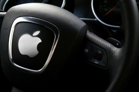 Apple ra mắt xe ô tô tự lái vào năm 2019
