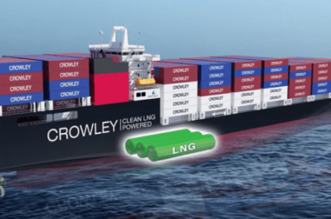 10 tàu sử dụng nhiên liệu LNG đáng chú ý (phần 2)