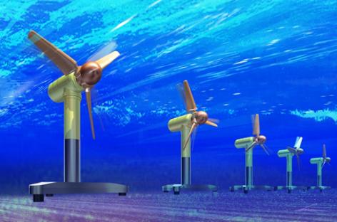 [Infographic] Năng lượng thủy triều và năng lượng sóng biển