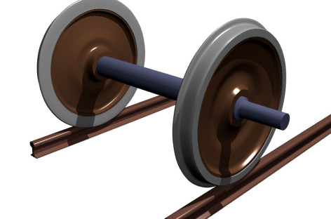 [Video] Quá trình sản xuất bánh xe tàu hỏa