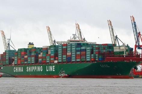 Ấn tượng những tàu thủy lớn nhất thế giới (phần 1)