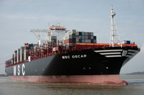 Ấn tượng những tàu thủy lớn nhất thế giới (phần 2)