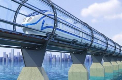 Mỹ sắp xây dựng đường ống Hyperloop ở Las Vegas