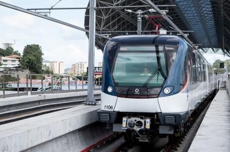 Alstom cung cấp toa xe điện cho hệ thống Metro tại thành phố Panama