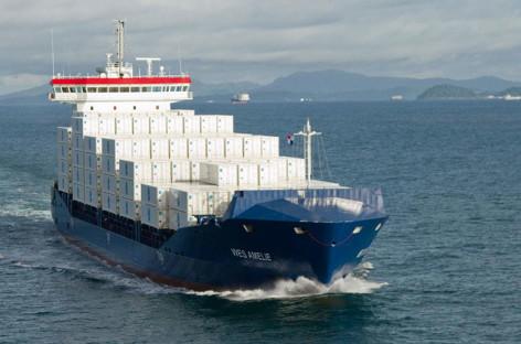 Cải tiến động cơ tàu container Wes Amelie