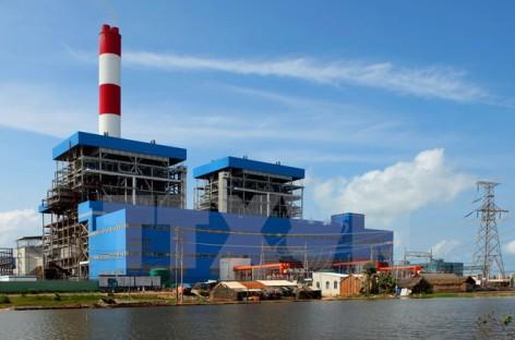 Hơn 2 tỷ USD đầu tư vào nhà máy nhiệt điện Nam Định 1