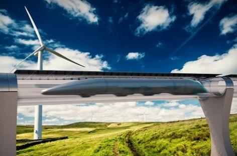 Hyperloop có thể đi vào hoạt động năm 2018