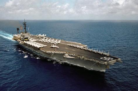 Những siêu tàu đổ bộ của Mỹ