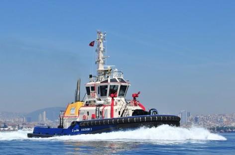 Rolls-Royce cung cấp động cơ MTU diesel cho xưởng đóng tàu Thổ Nhĩ Kỳ