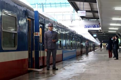 Đường sắt Việt Nam có thêm đôi tàu cao cấp