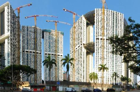 Singapore sẽ tạo ra nhà cho người dân bằng công nghệ in 3D