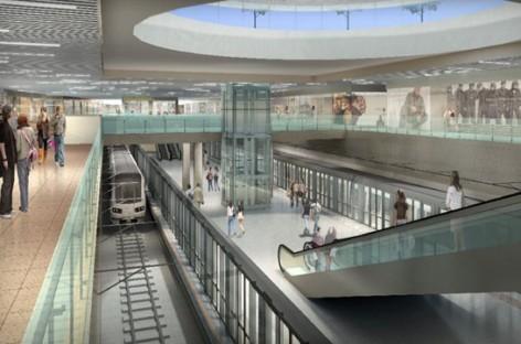 [Video] Thi công ga ngầm metro thành phố Hồ Chí Minh ở độ sâu 30 mét