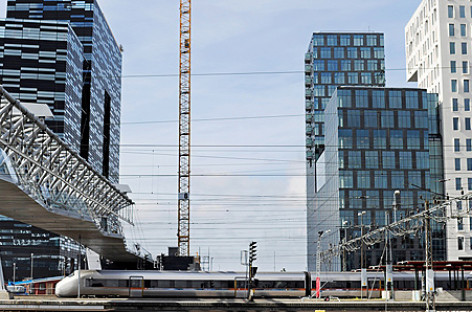 Tuyến đường sắt cao tốc ở Oslo, Na-uy