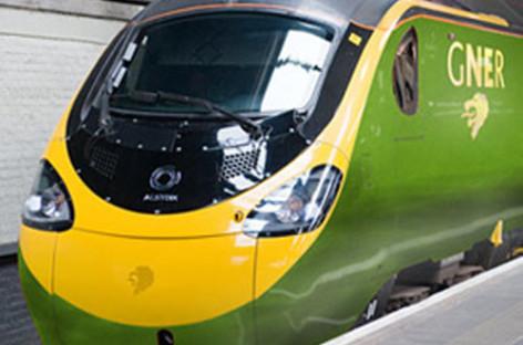 GNER giới thiệu tuyến tàu điện cao tốc Pendolino