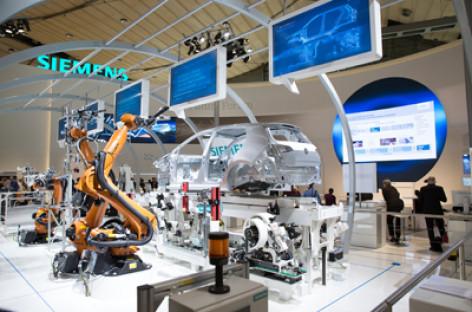[Tiêu điểm tại Hannover Messe 2016] Siemens tại Hannover Messe 2016