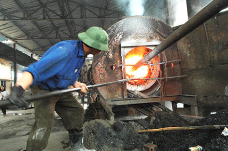 Công nghệ đốt than trộn: Giải pháp cho nhiệt điện đốt than