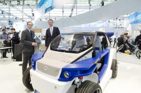 [Tiêu điểm tại Hannover Messe 2016] Năng lượng di động – một xu hướng mới trong công nghiệp