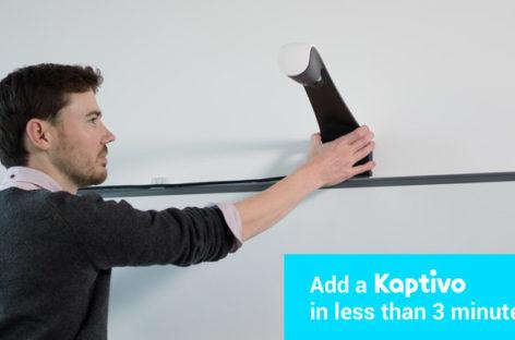 Kaptivo – biến bảng trắng thành bảng thông minh